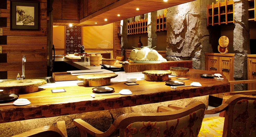 Japanese Restaurant With Private Room Jakarta