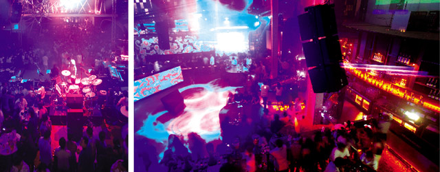 Power Clubbing: St James Power Station Singapore