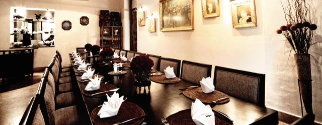 Indulgence Restaurant and Living Ipoh: An Unexpected Treat