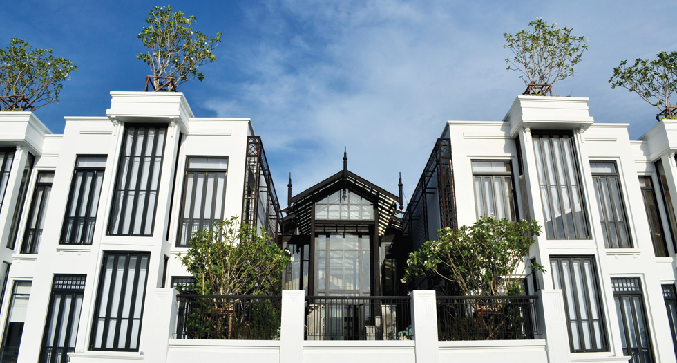 Escape to the Opulence of The Siam, Bangkok