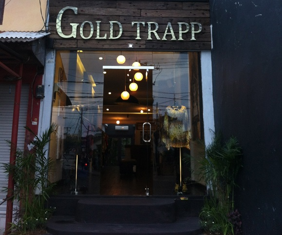 GOLD TRAPP