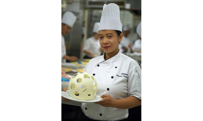Sweet Stuff – New Female Executive Pastry Chef At The Westin