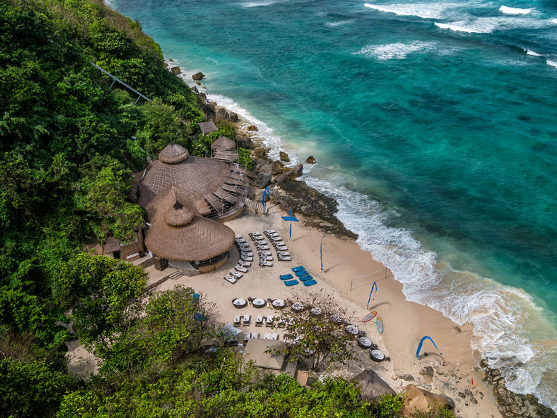 Karma Group can help you get the party started this Bali high season